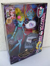 Lagoona BLUE Monster High 13 Wishes Wishes Deseos Neptuna NRFB MH bch05 bbj94