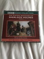 The Further Adventures Of Sherlock Holmes Vol 2 CD X 4