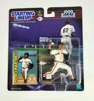 1999 Starting Lineup MLB Pedro Martinez Boston Red Sox Action Figure