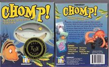 CHOMP! The Fast & Furious Food Chain Card Game GameWright  2007 Complete