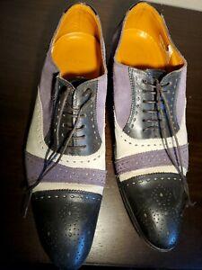 etro mens shoes size 44, us size 10.5