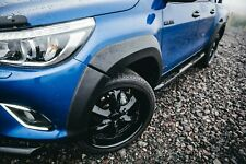 TOYOTA HILUX 2016 ON DOUBLE CAB EGR WHEEL ARCHES SET - FENDER FLARES KIT