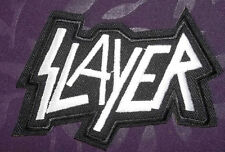 SLAYER PATCH LOGO HEAVY METAL THRASH METAL SPEED METAL 80'S