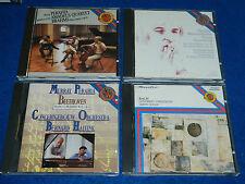 LOT 4 CD masterworks CBS RECORDS perahia HAITINK gould BACH mendelssohn BRAHMS