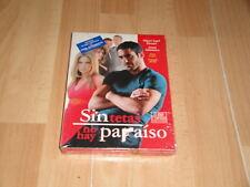 SIN TETAS NO HAY PARAISO 2ª TEMPORADA 2ª PARTE DVD CON 3 DISCOS NUEVA PRECINTADA