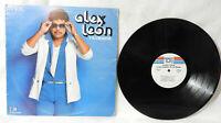 "ALEX LEON y Su Orquesta ""Asi Soy"" 1986 (TH/1st Press) SALSA VG/EX!"
