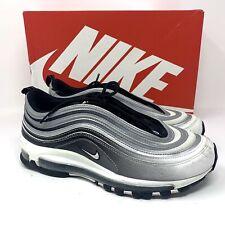 NIKE AIR MAX 97 Men's Running Shoes 921826-016 Gradient Fade Black White Sz 8.5