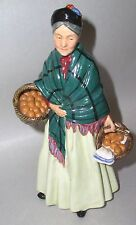 """Royal Doulton """"The Orange Lady"""" Hn1953 Figurine in Mint Condition"""
