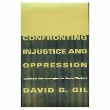 Confronting Injustice and Oppression-ExLibrary