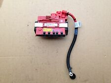 BMW X5 X6 Battery Plus Pole Cable Blow Off Airbag Fuse Box 9217004 E70 E71