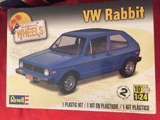 Revell First Generation Volkswagen VW RABBIT Plastic Model Kit 1/24, 85-4333