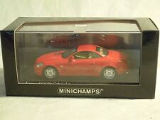 Minichamps 400166134: Lexus sc430, 2001 rojo, limitiertes modelo 1/43, nuevo & OVP