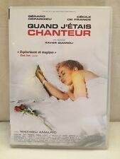 Quand J'Etsis Chanteur Un Film Xavier Giannoli Depardieu De France