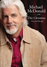 NEW Michael McDonald- This Christmas Live In Chicago (DVD)