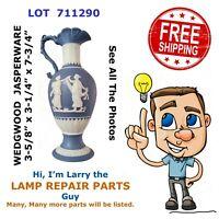 WEDGWOOD JASPERWARE LAMP Base or Body - See Photos & Description 711290