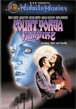 Count Yorga, Vampire DVD MGM MIDNITE MOVIES EXCELLENT OOP