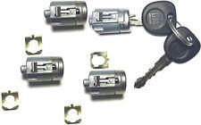 Express Savana Van 08-14 OEM Set Of 4 Door Lock Cylinders Keyed Alike 2 GM Keys