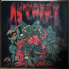 AUTOPSY - MENTAL FUNERAL !!! EXTRA RARE RUSSIAN PRESS!!!