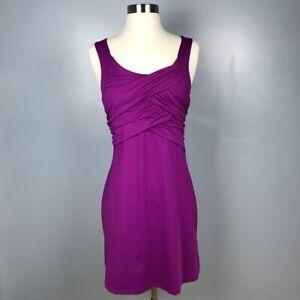 Athleta, Flattering Dress, Style #221773, Size XL, Magenta Purple CUTE! XLNT