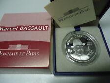 FRANKREICH 2010 - 10 Euro in PP ! MARCEL DASSAULT