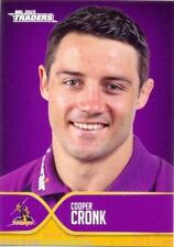 Cooper Cronk Melbourne Storm NRL & Rugby League Trading Cards
