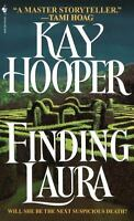 Finding Laura by Kay Hooper (English) Mass Market (Paperback) Book Free Shipping