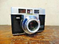 Vintage Kodak Automatic 35 Camera & Ektanar 44mm 2.8 lens Synchro 80 Shutter