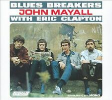 Eric Clapton, John Mayall, Blues Breakers, Excellent