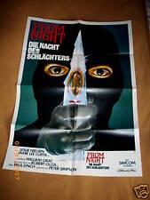 Kinoplakat: PROM NIGHT       Jamie Lee Curtis