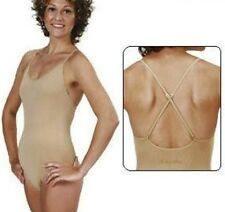 Sansha SU1525 Silhoutte Nude/Tan Dance Underwear Camisole leotard (107) 2 sizes