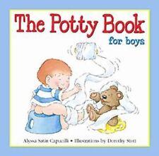 The Potty Book: For Boys by Alyssa Satin Capucilli