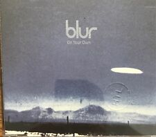 BLUR : ON YOUR OWN - [ CD MAXI ]