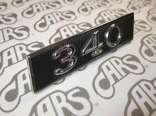 1967 Buick 340 Quarter Panel Emblem | Quarter Panel Monogram | Skylark | Special