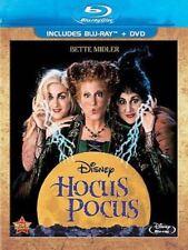 Hocus Pocus (Blu-ray + DVD, 2012, 2-Disc Set) NEW