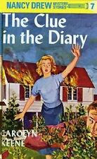 The Clue in the Diary Vol. 7 by Carolyn Keene (1932, Hardcover)