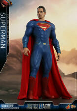 HOT TOYS DC JUSTICE LEAGUE SUPERMAN (BRAND NEW) 1:6 FIGURE Sealed Brown Box
