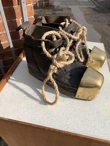 Siebe Gorman Divers Boots Original 1930s