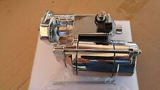 CHROME 1.75kw STARTER 4 HARLEY BIG TWIN  HD1989-06 EXCEPT 06 FXD