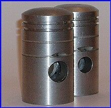 ENSEMBLE DE PISTONS SET KIT PISTON PUCH 200 1937-1939 Twingle Cyl