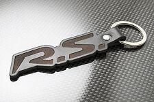 Renault RS Leather Keyring Schlüsselring Porte-clés CLIO MEGANE TWINGO 133 GT