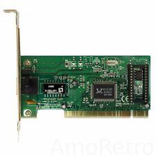 Realtek RTL8139 PCI Ethernet / LAN / Netzwerkkarte, RJ45 Anschluß