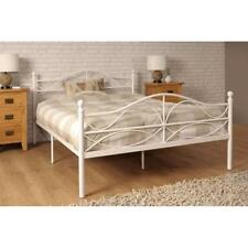 Metal Coil Spring Medium Beds with Mattresses