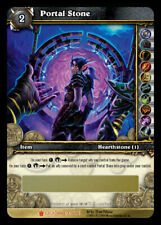 WOW World of Warcraft TCG Loot Card Portal Stone - Ethereal Portal Hearthstone