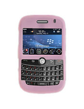 Housse silicone rose Blackberry 9000 Bold