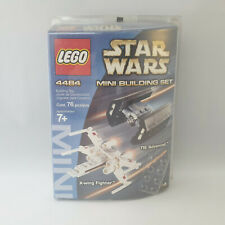 Lego Star Wars Mini - 4484 X-wing Fighter & TIE Advanced NEW SEALED