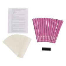 Ladies Pink Pro Velvet Karma Golf Grip Kit (13 grips, tape, clamp, instructions)