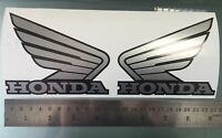 TP Honda Wings Logo Decals / Aufkleber für Tanks Stickers /1060