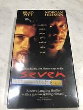 Seven Se7en Mint Condition New Sealed Rare Vhs Tape (Vhs, 1996)