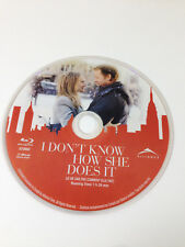I Don'y Know How She Does It - Blu Ray Disc Only - Replacement Disc