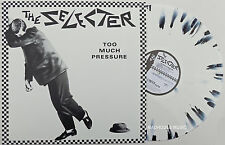 2-TONE SELECTER LP Too Much Pressure 180 g 2016 WHITE & BLACK vinyl 580 Made